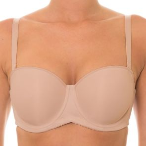 Triumph Beautiful Silhouette Strapless Bra 10107623 Nude