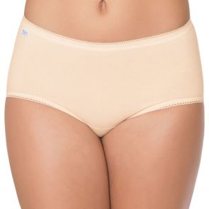 Sloggi Midi Brief 2-Pack 10183468 Fresh Powder