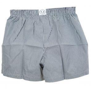 Mundo  Unico Comfort Boxer Shorts 112J45259 Grey Check