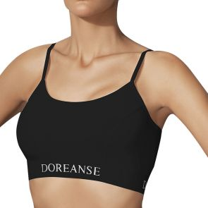 Doreanse Athlete Bra 14120 Black
