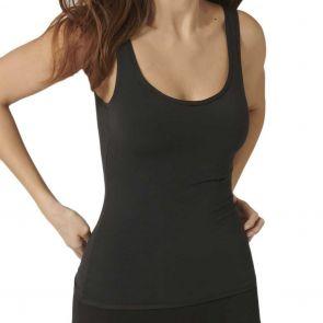 Sloggi Go All Around Lace Shirt Top 10209397 Black
