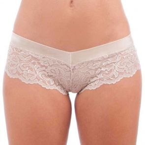 Bassoni Lace Tanga 8010TAN Skin