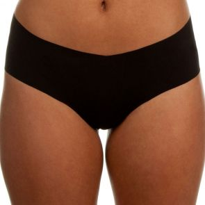 Bassoni Smooth Line Seamless Brief 8539B Black