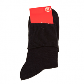 Red Robin Delight Turnover Socks Navy R10091