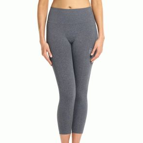 Ambra Active No Sweat 7/8 Legging AMACTBR78 Grey Marle