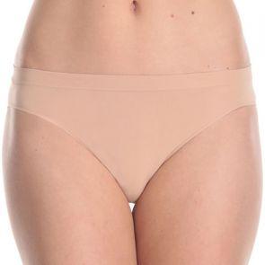 Ambra Bodybare Low Rise Bikini Brief AMBBTLRBI Nude