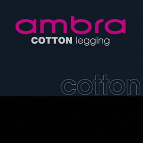 Ambra Cotton Leggings ACOTLYCLEG Black Multi-Buy