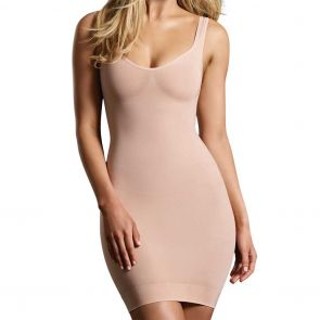 Ambra Killer Figure Powerlite Full Slip AMKSLIP Rose Beige