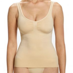 Ambra Anti-Cellulite Smoothing Camisole AMSHCA Nude