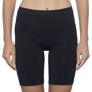 Ambra Killer Figure Smoothline Shorts AMSHMBKS Black