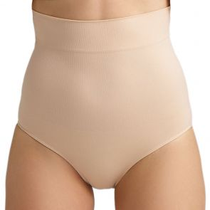 Ambra Killer Figure Ab Shaper Brief AMSHMABSH Rose Beige