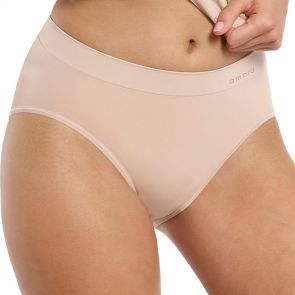 Ambra Bondi Bare Hi-Cut Brief AMUWBOHC Rose Beige