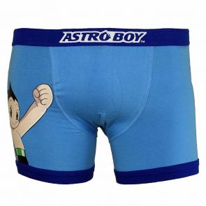 ASTRO BOY Punch Fitted Boxer A15 Cobalt