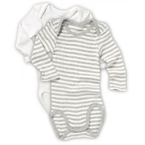 Bonds Baby Long Sleeve Bodysuit 2-Pack BZKE Pack 2