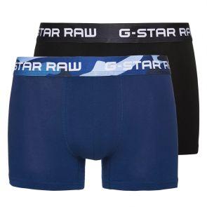 G-Star Raw Classic Trunks 2 Pack D04827 2058 Camo