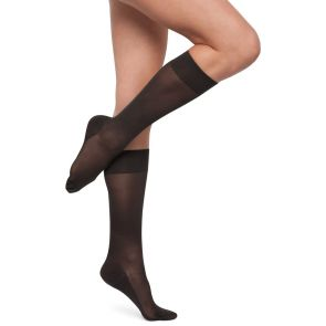 Kayser Leg Support Opaque Knee Hi's H10111 Black Multi-Buy