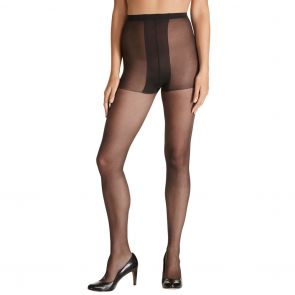 Kayser Plus Sheer Nylon Pantyhose H10840 Nearly Black Multi-Buy