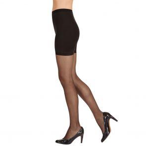 Kayser Body Slimmers Natural Sheer Legs H10807 Black Multi-Buy