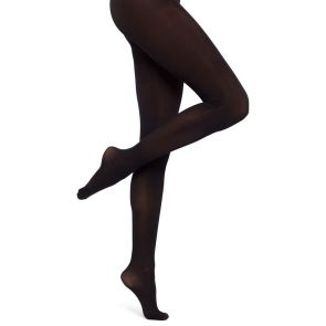 Voodoo Lavish Opaque Tights H30315 Black Magic