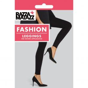 Razzamatazz 200D Leggings H80076 Black Multi-Buy