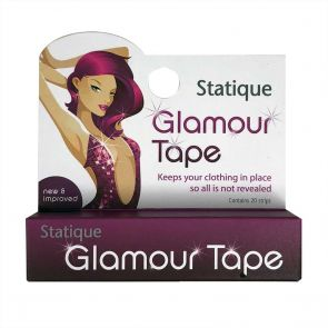 Allendale Statique Garment & Body Glamour Tape 20 Strips
