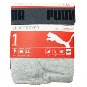 PUMA Short Boxer 601050279 Light Grey Melange