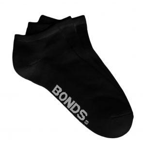 Bonds Womens Active Sportlet 3-Pack L77453 Black