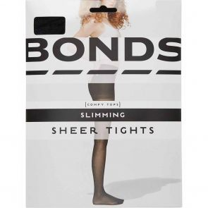 Bonds 15D Sheer Slimming Tights L79570 Tan Multi-Buy