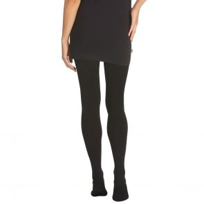 Bonds Comfy Tops Slimming Very Opaque Tights L9597O Black