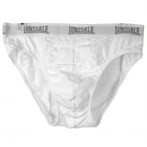 Lonsdale Hogan Hipster Brief LA2500U White