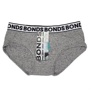 Bonds Fit Brief M334 Granite Marle