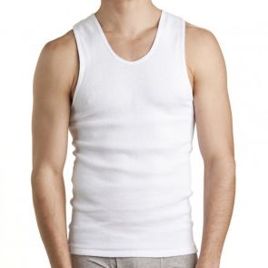 Bonds Chesty Singlet 2-Pack M7WL White