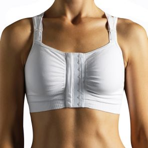 Carefix Mary Post Mastectomy Bra CF322850 White