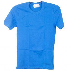 MOJO Cotton Crew Neck T-Shirt MOJOTSHIRT Blue