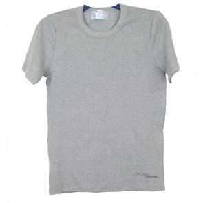 MOJO Cotton Crew Neck T-Shirt MOJOTSHIRT Gray