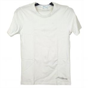 MOJO Cotton Crew Neck T-Shirt MOJOTSHIRT White