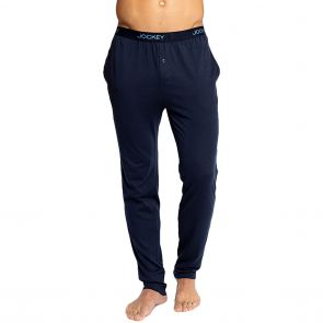 Jockey Weekender Knit Pants MXHK1A Navy