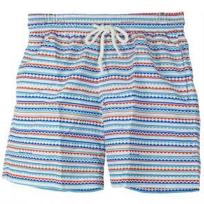 Nookie Beach Good Vibrations Boardies Swim Short NBS10916 Nautical