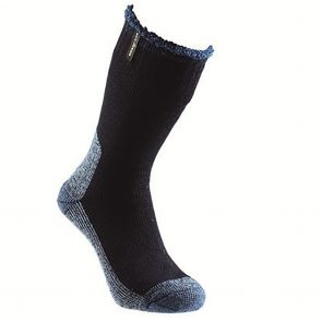 Explorer Young Marle Wool Blend Socks S1140 Denim Blue Multi-Buy