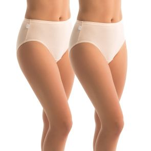 Sloggi Hikini 2 Pack 10054777 Fresh Powder