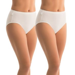 Sloggi Hikini 2 Pack 10054777 White