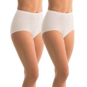 Sloggi Maxi 2 Pack 10054778 White