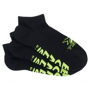 Bonds X-Temp Low Cut 3 Pack Socks SXX83N Black