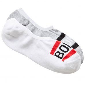Bonds Mens Street Sneaker 2 Pack SYFB2N White
