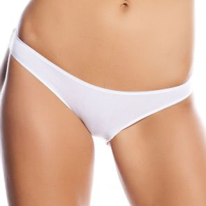 Doreanse Womens Slip Briefs 7105 White
