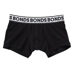 Bonds Boys Fit Trunk UYB71A Black