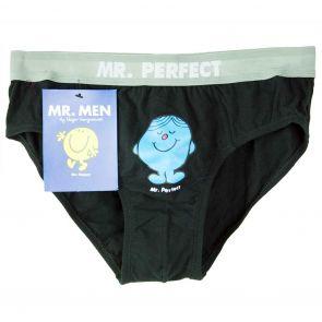 MR. MEN Mr. Perfect Brief VG11 Black