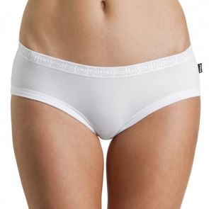 Bonds Basics Hipster Boyleg Brief W0148Y White