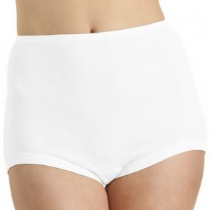 Bonds Cottontails Full Brief W0M5B White