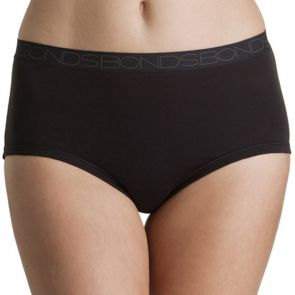 Bonds New Cottontails Full Brief W1762O Black